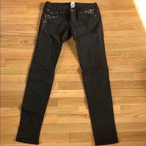 True Religion Studded Jeans